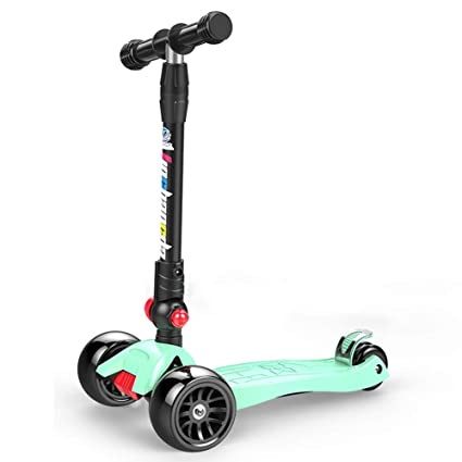 Triciclos Scooter para niños con Ruedas Que Destellan de PU ...