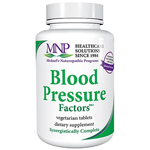 Cheap Michael's Naturopathic Programs Blood Pressure Factors Nutritional Supplements, 90 Count
