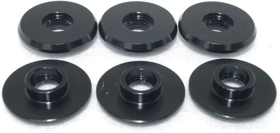 SKUNK2 Valve Cover Hardware Low Profile Black K20A2//K20A3//K20Z1//K24A2//K20A3