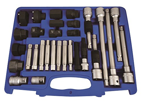 Astro 7878 Master Alternator Pulley Removal & Service Kit 30 Piece by Astro Pneumatic Tool (Image #1)