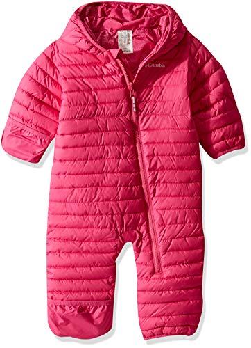 Columbia Baby Powder LiteReversible Bunting, Pink ice, 18/24