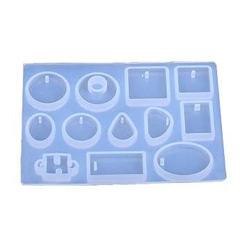 Amazon.com: Creative Homemade - Molde de silicona hecho a ...