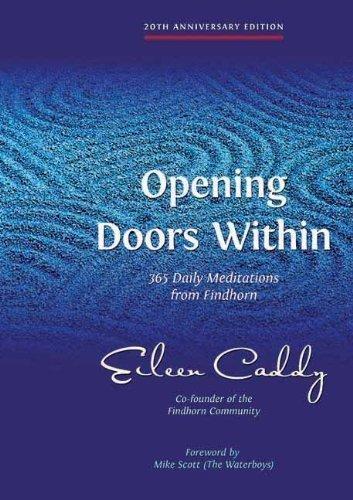 Opening doors within eileen caddy