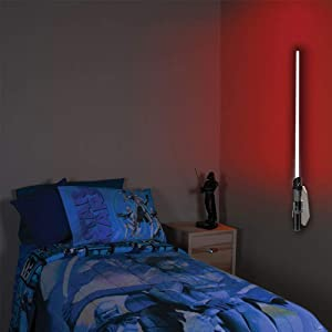 Uncle Milton - Star Wars Science - Lightsaber Room Light - Darth Vader