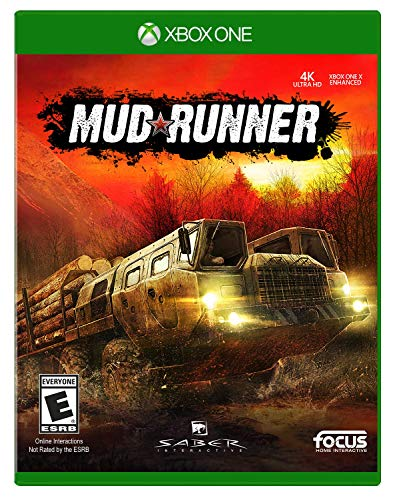 MudRunner - Xbox One