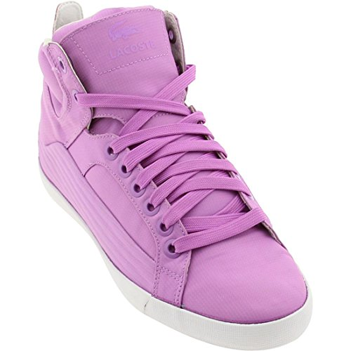 Tendenza Strategica Lacoste Chevel High (rosa Scuro)