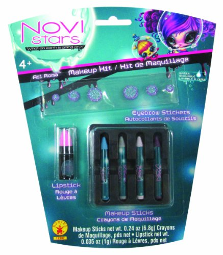 Novi Stars Ari Roma Makeup -