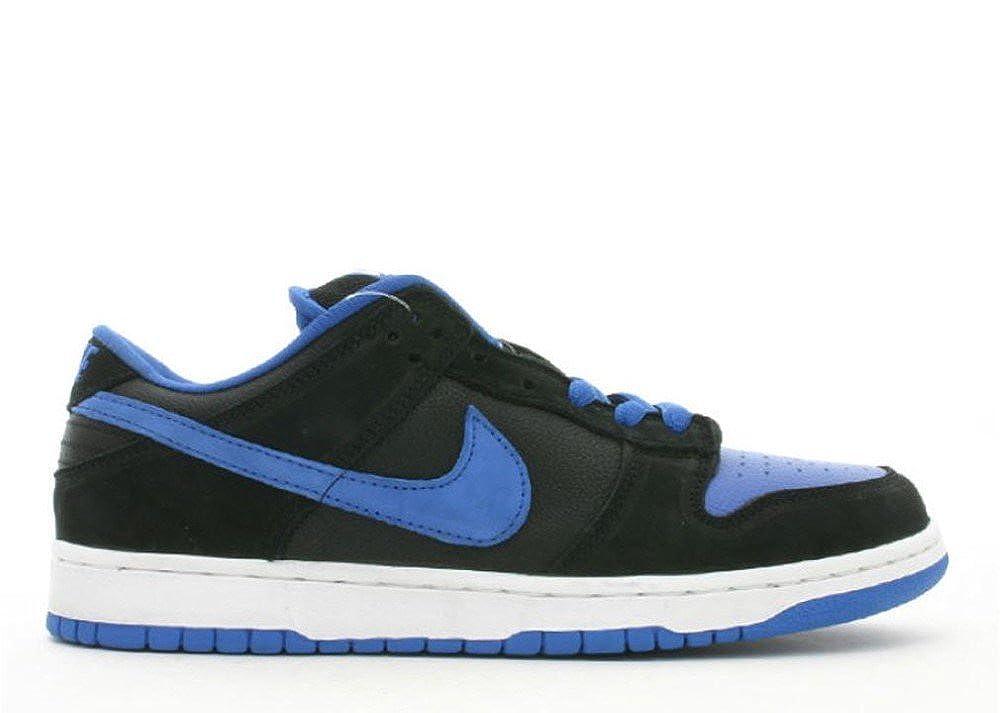 separation shoes e354d 463bb Amazon.com   NIKE Dunk Low SB Jordan Pack J Pack 304292-041 Royal Blue Black  US Size 10   Fashion Sneakers