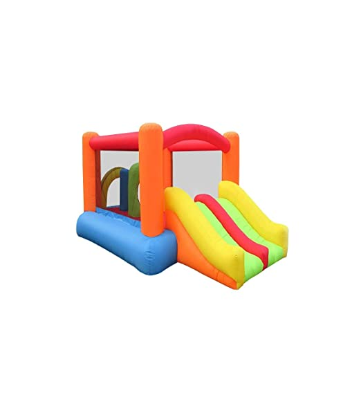 Riscko Castillo Hinchable Infantil Ch15 19 kg (Caja): Amazon.es ...