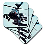 Best 3dRose Longbows - 3dRose cst 730 3 Apache Longbow-Ceramic Tile Coasters Review