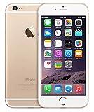 Apple iPhone 6, GSM Unlocked, 128GB - Gold (Renewed)