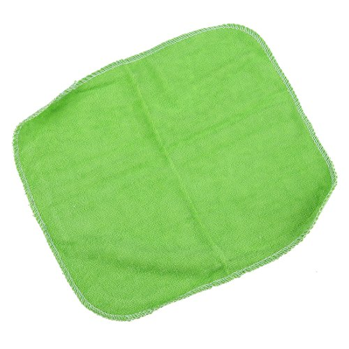 free shipping TOOGOO(R)Baby Face Washers Hand Towels Cotton Wipe Wash Cloth 8pcs/Pack
