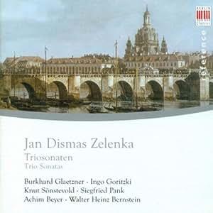 Jan Dismas Zelenka: Triosonaten (Trio Sonatas)