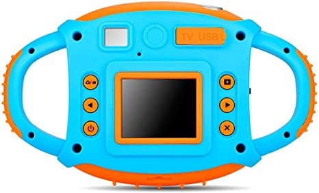 Starter Mini cámara fotos digital para niños, 1.44