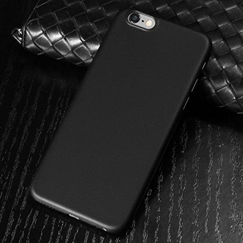 iPhone 66S Cover, voroar Custodia per iPhone 66S Ultra Sottile Custodia antiurto, Anti impronte, Anti Scratch satinato fine piuma facile Custodia Bumper Cover Custodia Cover Rigida per iPhone 66S (