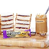 FITCRUNCH Protein Bars, Designed by Robert