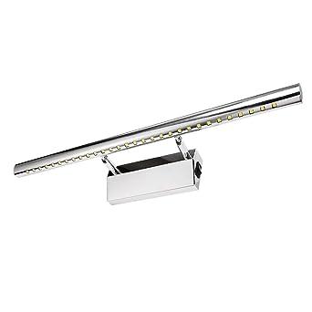 LED-Lichtleiste mit Schalter für Spiegel, Badezimmer ...