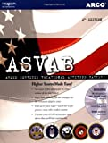 img - for ASVAB: Armed Services Vocational Aptitude Battery, Second Edition (with CD-ROM) book / textbook / text book