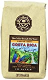 coffee bean costa rica - The Coffee Bean & Tea Leaf, Hand-Roasted Costa Rica Ground Coffee, 12-Ounce Bags (Pack of 2)