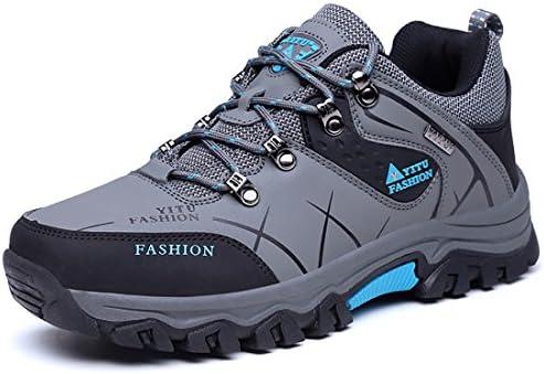 YITU Men's Hiking Shoes Outdoor