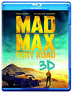 Mad Max: Fury Road [Blu-ray 3D + Blu-ray + DVD + Digital Copy] (Bilingual) (B00X8GPN32) | Amazon Products
