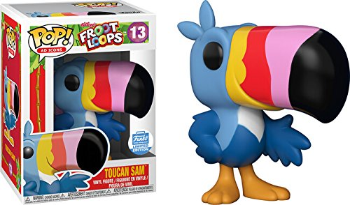 Funko Toucan Sam Ad Icon Pop -