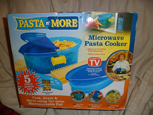 Microwave Pasta Cooker As seen On TV