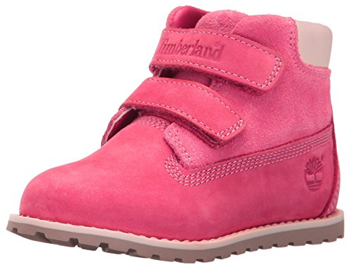 Timberland Pokey Pine Hook-and-Loop Boot (Toddler/Little Kid)