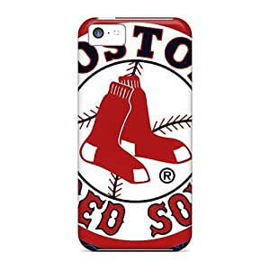 MMZ DIY PHONE CASENikRun Premium Protective Hard Case For iphone 6 plus 5.5 inch- Nice Design - Red Sox