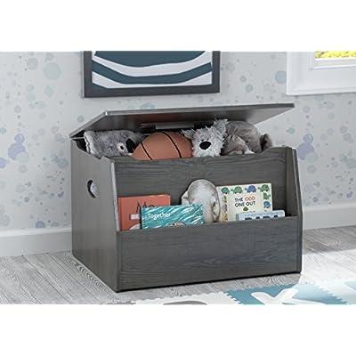 Delta Children Nolan Toy Box: Baby