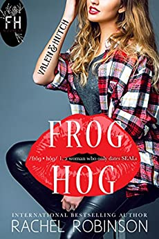 Frog Hog: Valen and Hutch (A Frog Hog Novella Book 1) by [Robinson, Rachel]