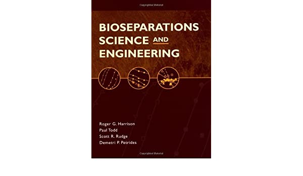 Bioseparations Science And Engineering Pdf