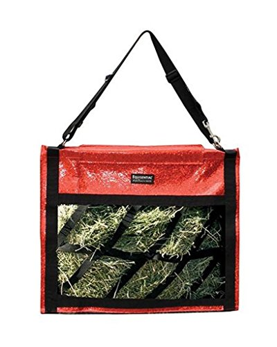 Professionals Choice Top Load Hay Bag Glitter Crim