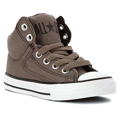 Converse Chuck Taylor All Star Street Mid - Zapatillas para niños Charcoal 647734F