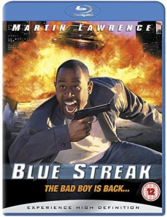 Blue Streak 1999 BluRay 720p 700MB ( Hindi – English ) ESubs MKV