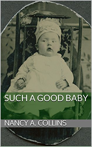 book cover of Such A Good Baby
