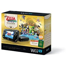 Wii U Deluxe Bundle - The Legend of Zelda: The Wind Waker  Edition