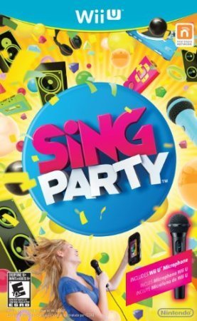 (SiNG Party with Wii U Microphone)