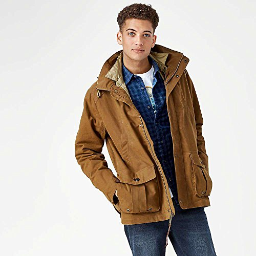 Timberland Waxed Canvas Field Coat