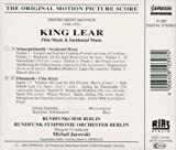 Shostakovich: King Lear - Film Music & Incidental Music