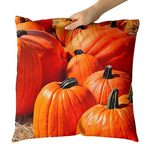 Westlake Art - Pumpkin Winter - Decorative Throw
