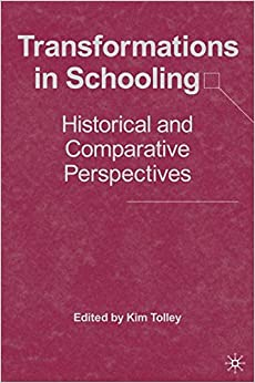 Book Transformations in Schooling: Historical and Comparative Perspectives