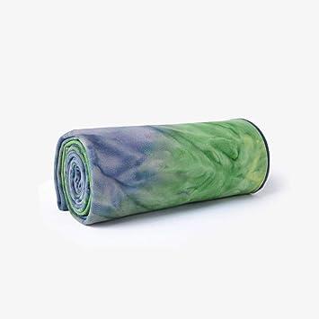 L&Y Toalla De Yoga Antideslizante - 183Cmx67cm - Toalla De ...