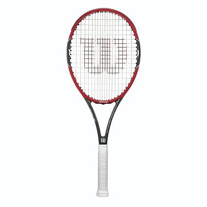 6866e462f Amazon.com   Wilson Pro Staff 97 LS Tennis Racquet   Sports   Outdoors