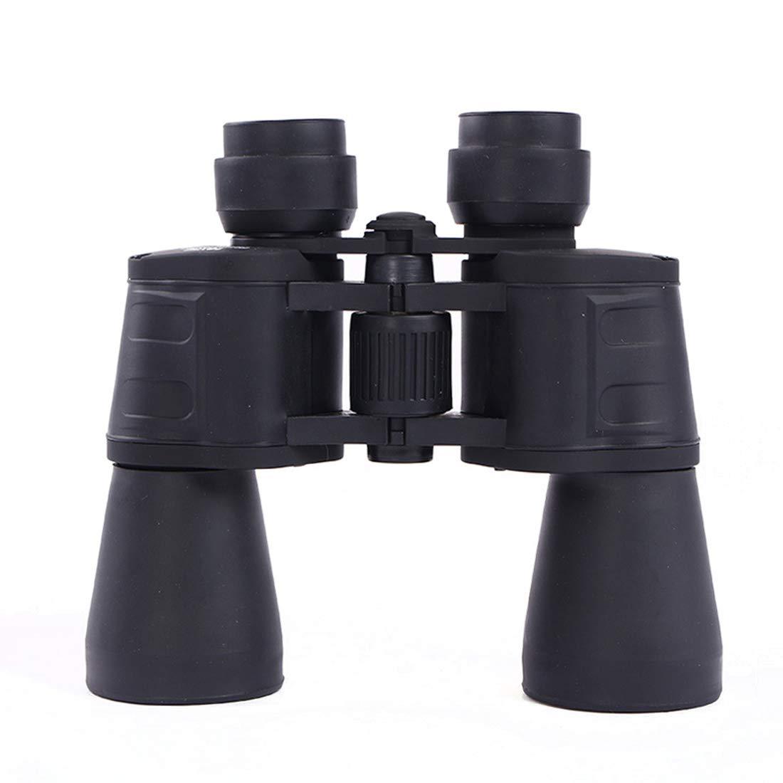 JESSIEKERVIN HD YY3 Binoculares HD JESSIEKERVIN Recubrimiento de múltiples Capas Vista de Noche con poca luz Observación de Aves Telescopio portátil para Uso en Exteriores (Color : Negro) 06f637