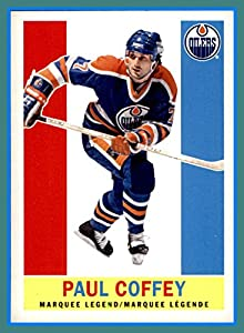 2012-13 OPC O-Pee-Chee Retro #516 Paul Coffey LEGEND EDMONTON OILERS