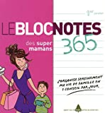 BLOC NOTE SUPER MAMAN
