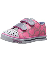 Twinkle Toes Shuffles Sweet Pasos Light-Up Sneaker (Toddler/Little Kid)