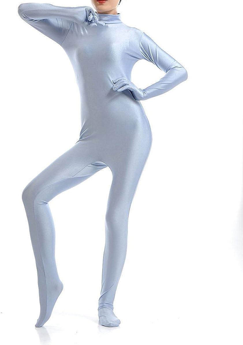 WOLF UNITARD Lycra Spandex Bodysuit Dancewear