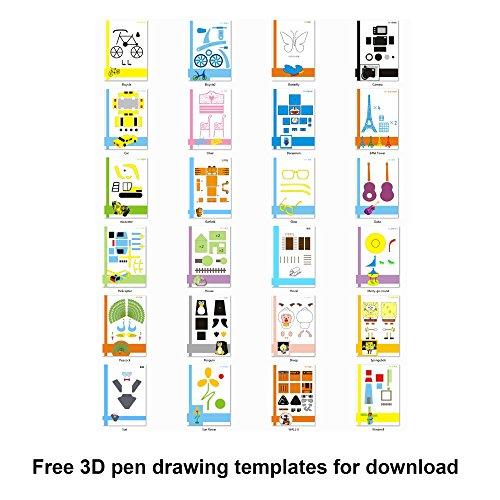 Techshop packgout 3d pen 3d printing pen with lcd for 3d sketch online free